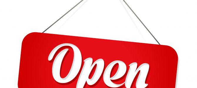 IJsbaan open!