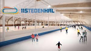 Schaatsen in Elfstedenhal met Winterwille